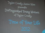 SLIDESHOW: Distinguished Young Women of Taylor County 2012