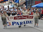 July 4 - Monday's parade