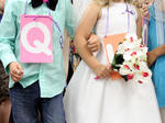 SLIDESHOW: Q & U Wedding