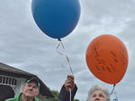 SLIDESHOW: Compassionate Friends balloon release