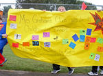 SLIDESHOW: Superhero Walk at TCES
