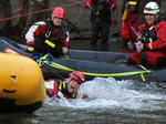 SLIDESHOW: CFD swift water rescue