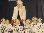 "SLIDESHOW: TCES Cardinal Station presents ""101 Dalmatian Kids"""