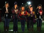 SLIDESHOW: CU Memorial Tree Lighting and Candlelight Service