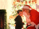 SLIDESHOW: Sensitive Santa