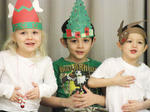 SLIDESHOW: CES PreK Christmas program 2015