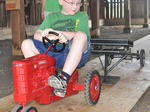 SLIDESHOW: Homeplace Antique Tractor Show