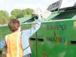 SLIDESHOW: Recycle Day