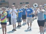 SLIDESHOW: TCHS Band Camp