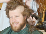 SLIDESHOW: Shaving for a Cause