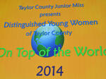 SLIDESHOW: Distinguished Young Women 2014