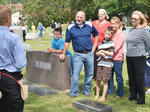 SLIDESHOW: Ghost Tour at Brookside Cemetery