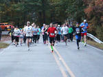 SLIDESHOW: Moonshine 5K at Green River Lake