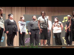"VIDEO: CHS Show Choir performs ""Lean On Me"" on April 28 during its debut concert."