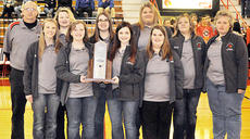 """<div class=""""source"""">Bobby Brockman</div><div class=""""image-desc"""">The Taylor County Lady Cardinals regional championship bowling team is made up of Megan Hedgespeth, Shelby Barnett, Hannah Brockman, Candace Gibson, Sabrina Garrison, Summer Hunt, Cherith Brockman and Tatum Hamilton. The team is coached by Kim Hedgespeth, who is assisted by John Hedgespeth.</div><div class=""""buy-pic""""><a href=""""/photo_select/49874"""">Buy this photo</a></div>"""