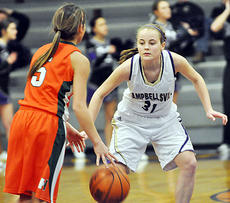 "<div class=""source"">Bobby Brockman</div><div class=""image-desc"">Caroline McMahan defends Charity Burd (5) in the Lady Eagles' home game vs. Hart County on Thursday. McMahan finished with 18 points while Burd hit 17 of 20 free throws to tally a game-high 21.</div><div class=""buy-pic""><a href=""http://web2.lcni5.com/cgi-bin/c2newbuyphoto.cgi?pub=085&orig=02-03_carolinemcmahan.jpg"" target=""_new"">Buy this photo</a></div>"