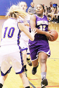 "<div class=""source"">Dennis George</div><div class=""image-desc"">Nena Barnett had double-digit games (13 and 19) in a pair of Campbellsville High School Lady Eagle games at Washington County and vs. Bethlehem last week. </div><div class=""buy-pic""><a href=""/photo_select/50121"">Buy this photo</a></div>"