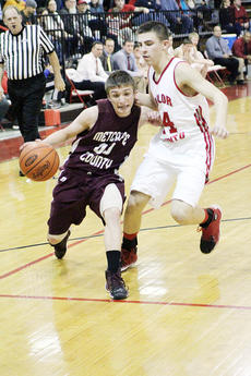 """<div class=""""source""""></div><div class=""""image-desc"""">Ezra Oliver and the Taylor County notched their Fifth Region-best 23rd victory on Tuesday at Nelson County.</div><div class=""""buy-pic""""><a href=""""http://web2.lcni5.com/cgi-bin/c2newbuyphoto.cgi?pub=085&orig=02-20_ezraoliver.jpg"""" target=""""_new"""">Buy this photo</a></div>"""