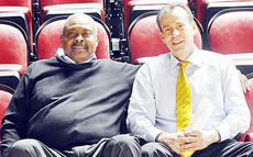 "<div class=""source"">Bobby Brockman</div><div class=""image-desc"">A pair of Taylor County High School graduates with NCAA Division 1 resumes, got a chance to talk after Thursday's 81-76 Western Kentucky University victory over visiting Troy. Haskins, a 1963 TCHS grad, was head coach at WKU (1980-86) and Minnesota (1986-99) after a nine-year career in the National Basketball Association while Cunningham, a 1985 TCHS graduate, is in his first season at Troy after 17 years as an assistant at James Madison, Georgia State, Mississippi State and last season at WKU under current Hilltopper head coach Ray Harper.</div><div class=""buy-pic""><a href=""http://web2.lcni5.com/cgi-bin/c2newbuyphoto.cgi?pub=085&orig=02-20_haskinscunningham.jpg"" target=""_new"">Buy this photo</a></div>"