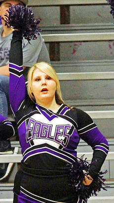 """<div class=""""source"""">Jesse Carter</div><div class=""""image-desc"""">Barring an upset, Katilyn Bryant's last game performing for Campbellsville High School as a cheerleader could come on Wednesday night in the 20th District Tournament at Marion County.</div><div class=""""buy-pic""""></div>"""
