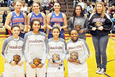 "<div class=""source"">Bobby Brockman</div><div class=""image-desc"">The Girls' All-20th District Tournament team consisted of, front: Ambrasia Adams, Alex Calhoun, Haeli Howard and Timera Burton from Marion County. Back: Adair County's Brooklyn Coomer, Alex Keltner and Beth Owens, Haley Wright from Taylor County and Campbellsville's Keena Angel. Hannah Howard of Taylor County was absent from the photo.</div><div class=""buy-pic""><a href=""/photo_select/50495"">Buy this photo</a></div>"