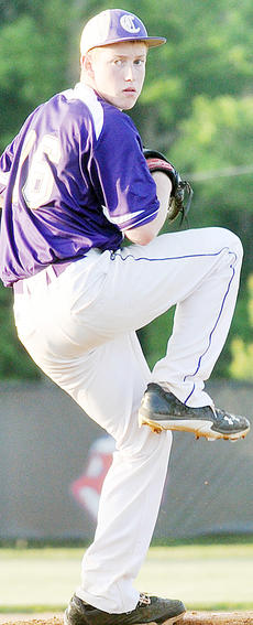 """<div class=""""source""""></div><div class=""""image-desc"""">Chase Thomas drew the opening-game starting-pitching assignment for Campbellsville at LaRue County.</div><div class=""""buy-pic""""></div>"""