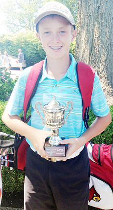 """<div class=""""source""""></div><div class=""""image-desc"""">Cooper Parks was third (73-79) in the 13-14-year-old division as he shot 77 on Monday and 79 on Tuesday for a 156.</div><div class=""""buy-pic""""></div>"""
