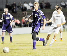 """<div class=""""source"""">Bobby Brockman</div><div class=""""image-desc"""">Logan Dial, along with fellow senior Weston Horn, was named to the all-district soccer team.</div><div class=""""buy-pic""""><a href=""""/photo_select/47730"""">Buy this photo</a></div>"""