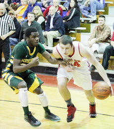 """<div class=""""source"""">Dennis George</div><div class=""""image-desc"""">Caleb Wigginton had his best game of his senior season on Thursday night vs. Green County.</div><div class=""""buy-pic""""><a href=""""/photo_select/49129"""">Buy this photo</a></div>"""