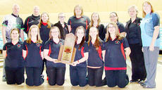 """<div class=""""source""""></div><div class=""""image-desc"""">February 8 — Taylor County High School's Lady Cardinals capture the Ebonite/Kentucky High School Athletic Association bowling championship in Louisville.</div><div class=""""buy-pic""""></div>"""