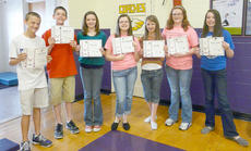 "<div class=""source""></div><div class=""image-desc"">Seventh grade principal's award winners are Connor Wilson, Murphy Lamb, Blair Lamb, Chloe Benningfield, Caylie Blair, Mallory Haley and Laura Lamb.</div><div class=""buy-pic""></div>"