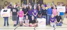 """<div class=""""source""""></div><div class=""""image-desc"""">Campbellsville Elementary School fourth-grade students who brought the most Box Tops to school were recently announced. King is Spencer Swafford and the Queen is Christa Riggs. Other winners include Abbie Dicken, Sarah Ford, Reagan Knight, John Michael Netherland, Christa Riggs, Davon Cecil, Caleigh Bright, Tabitha Burress, Samuel Cox, Tristan Hovious, Selena Ritchie, Daesean Vancleave, Chloe Gupton, Tristan Johnson, Myles Murrell, Piper Rucker, Spencer Swafford, Haley Watson, Casey Hardin, Jeremiah Jackson, Josh Mahan and Jaylah Tucker. </div><div class=""""buy-pic""""></div>"""