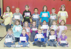 """<div class=""""source""""></div><div class=""""image-desc"""">Campbellsville Elementary School recently announced its Students of the Week. They are, from left, front, Kaleb Grya, Leigh Hicks, Brady Hoosier, Leo Lamer and Alexis Sharp. Middle, Deja Charles, Xierra Foster, Sarah Adkins, Laci Hodgens, Shelby Smith and Briana Davis. Back, Savanna Brockman, Dakota Hardin, Samantha Underwood, Jastyn Shively, Laura Lowe, Waylon Franklin and Lauryn Agathen. </div><div class=""""buy-pic""""></div>"""