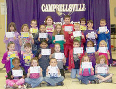 "<div class=""source""></div><div class=""image-desc"">Campbellsville Elementary School recently announced its Students of the Week for the week of April 19. They are, front, from left, TaZaria Owens, Sharon Kirtley, Ethan Taylor, Melissa Eggett and Haley Gutierrez. Second row, Riley Newton, Andrew Mardis, Jay Patel, Savannah Gumm, Jaylin Napier, Camilla Taylor and Mellany Parker. Third row, Haylee Allen, Gerald Burke, Kylee Eggett, Ryder Cundiff and Jaden Strange. Back, Austin Jeffries, Trinity Lobb, Connor Ford, Nate Arachi and Dalvian Thornton.</div><div class=""buy-pic""></div>"
