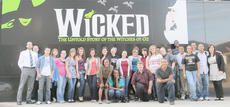 "<div class=""source""></div><div class=""image-desc"">Campbellsville High School students traveled to The Kentucky Center for the Arts on Thursday, Sept. 20, to watch the touring Broadway musical 'Wicked.' The trip, which 25 students attended, was funded by the 21st Century Program, which is directed by Cindy Perkins. </div><div class=""buy-pic""></div>"