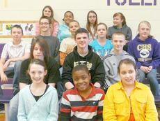"<div class=""source""></div><div class=""image-desc"">Front, from left, are Caleigh Bright, Charlie Pettigrew and Elizabeth Sullivan. Second row, Parker McKenzie, Stone Williams and Connor Wilson. Third row, Tyler Vaughn, Gabriel Clark, Michael Porter, Daisy Hovious and Abbie Dicken. Back, Dezi Hatfield, Kayla Young, Brittany Burkhart and Amye McFall. </div><div class=""buy-pic""></div>"