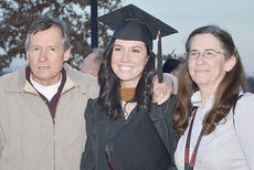 """<div class=""""source"""">Christina Kern</div><div class=""""image-desc"""">Whitney Frields Mathis an MBA graduate of Campbellsville, poses with her parents Jerry and Shirley Frields after commencement.</div><div class=""""buy-pic""""><a href=""""/photo_select/41810"""">Buy this photo</a></div>"""
