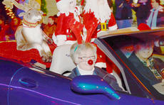 """<div class=""""source"""">Calen McKinney</div><div class=""""image-desc"""">Many Campbellsville residents decorate their vehicles with Christmas items and some dress the part to participate in this year's parade.</div><div class=""""buy-pic""""><a href=""""/photo_select/41655"""">Buy this photo</a></div>"""