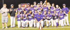 """<div class=""""source"""">Bobby Brockman</div><div class=""""image-desc"""">Campbellsville High School made it six consecutive 20th District Tournament baseball championships with a 12-9 triumph over Taylor County on Thursday night at Lindsey Wilson College.</div><div class=""""buy-pic""""><a href=""""/photo_select/44634"""">Buy this photo</a></div>"""