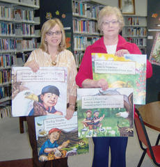 """<div class=""""source""""></div><div class=""""image-desc"""">Pictured are Donnetta Tungate, RN, diabetes educator, left, and Elaine Munday, director of the Taylor County Public Library. </div><div class=""""buy-pic""""></div>"""