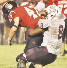 """<div class=""""source"""">Bobby Brockman</div><div class=""""image-desc"""">TCHS' Dylan Bright rushed for a 65-yard touchdown and finished with 122 yards.</div><div class=""""buy-pic""""><a href=""""/photo_select/40485"""">Buy this photo</a></div>"""