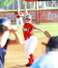 """<div class=""""source"""">Jesse Carter</div><div class=""""image-desc"""">First-round games in the girls' softball tournament will take place on Monday (Marion County vs. Campbellsville and Taylor County (with Karissa Mings pictured) againsts Adair County) at Lindsey Wilson College with the championship set for Tuesday.</div><div class=""""buy-pic""""></div>"""