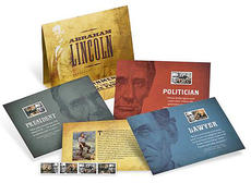 """<div class=""""source""""></div><div class=""""image-desc"""">A new series of stamps depict four stages of Lincoln's life.</div><div class=""""buy-pic""""><a href=""""/photo_select/24687"""">Buy this photo</a></div>"""