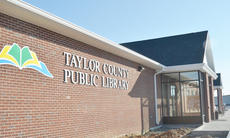 """<div class=""""source"""">Calen McKinney</div><div class=""""image-desc"""">The new Taylor County Public Library officially opened its doors last Wednesday.</div><div class=""""buy-pic""""><a href=""""/photo_select/43329"""">Buy this photo</a></div>"""