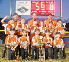 """<div class=""""source""""></div><div class=""""image-desc"""">Campbellsville's 10-year-old All Stars completed pool play with a perfect 3-0 mark and begin action in the single-elimination Little League State Tournament on Thursday in Prestonsburg.</div><div class=""""buy-pic""""></div>"""