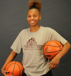 "<div class=""source"">Campbellsville University</div><div class=""image-desc"">Mrashi (Mash) Karumba is transferring from Union (Tenn.) University and will have only one season of eligibility when the Lady Tigers' season tips off on Nov. 2 at home vs. Miami-Middletown.</div><div class=""buy-pic""></div>"