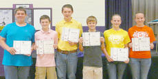 "<div class=""source""></div><div class=""image-desc"">Students named to the seventh-grade principal's honor roll are Ryan Wiedewitsch, Bryce Richardson, Samuel Kessler, Alex Doss, Tayler Judd and Madison Dial.</div><div class=""buy-pic""></div>"