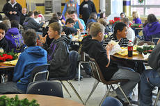 """<div class=""""source"""">James Roberts</div><div class=""""image-desc"""">Students have lunch at Campbellsville Middle School on Wednesday. Lunches at both local public school systems, as well as across the state, already meet new school food guidelines, officials say.</div><div class=""""buy-pic""""><a href=""""/photo_select/26726"""">Buy this photo</a></div>"""