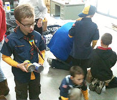"""<div class=""""source""""></div><div class=""""image-desc"""">Boy Scout Pack 777 recently participated in the annual Scouting for Food drive, which ended Nov. 17.</div><div class=""""buy-pic""""></div>"""