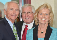 """<div class=""""source"""">Calen McKinney</div><div class=""""image-desc"""">Kentucky Gov. Steve Beshear poses for a photo with Taylor County Judge/Executive Eddie Rogers and his wife, Theresia.</div><div class=""""buy-pic""""><a href=""""/photo_select/46521"""">Buy this photo</a></div>"""